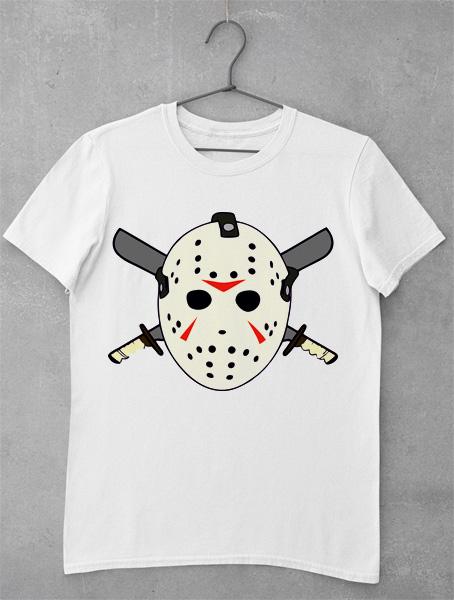 tricou masca vineri 13