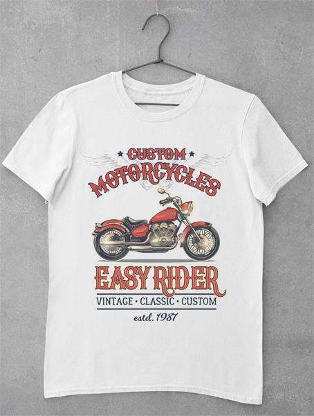 tricou motocicleta