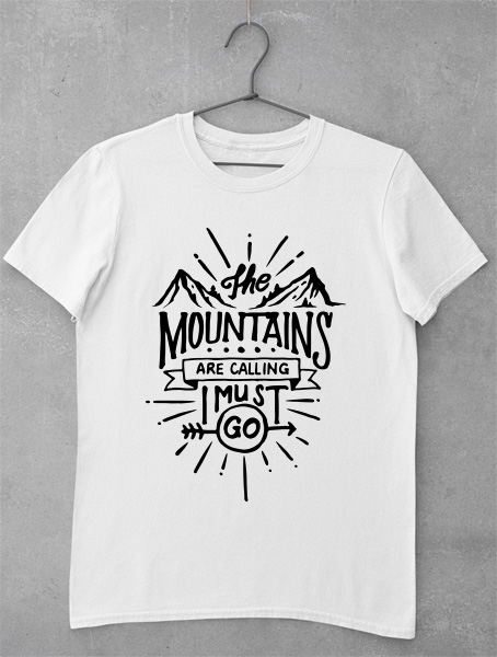 tricou mountains are calling
