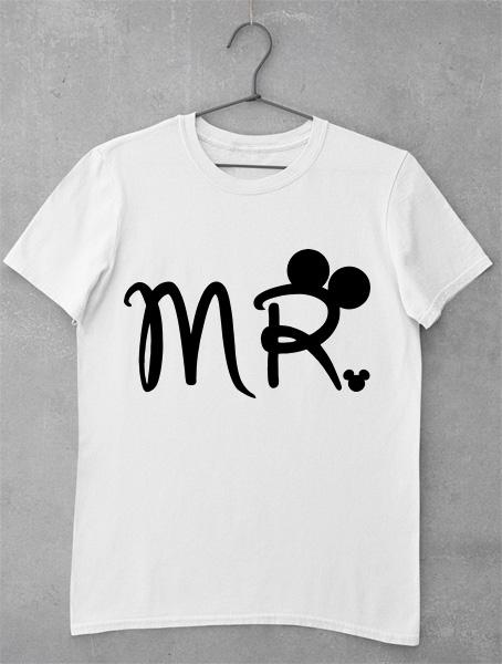 tricou mr