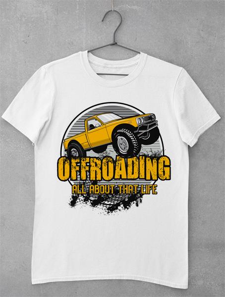 Tricou OffRoading