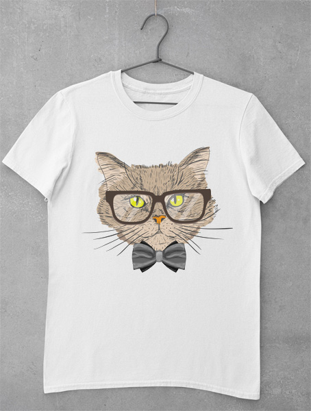 Tricou Pisica Classy Meow