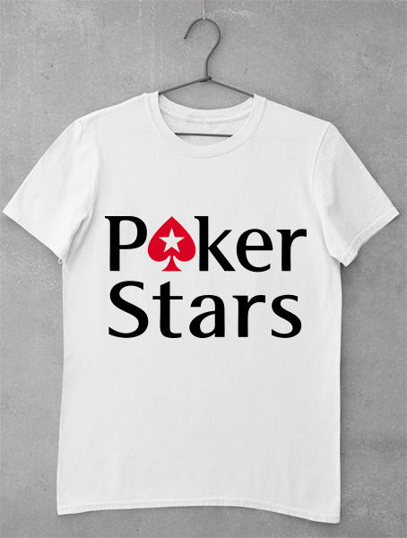 Tricou Poker Stars