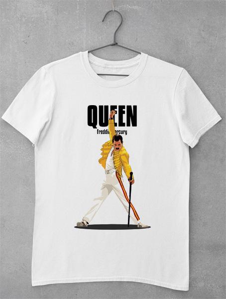 tricou queen freddie mercury