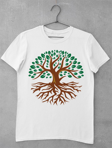 tricou roots