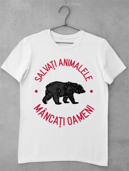 tricou salvati animalele