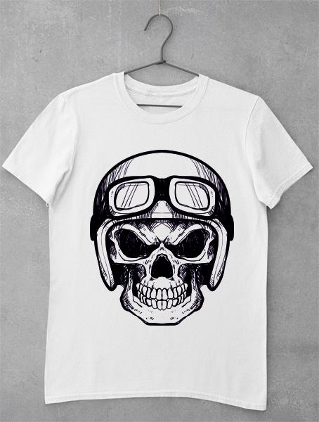 Tricou Skull Rider