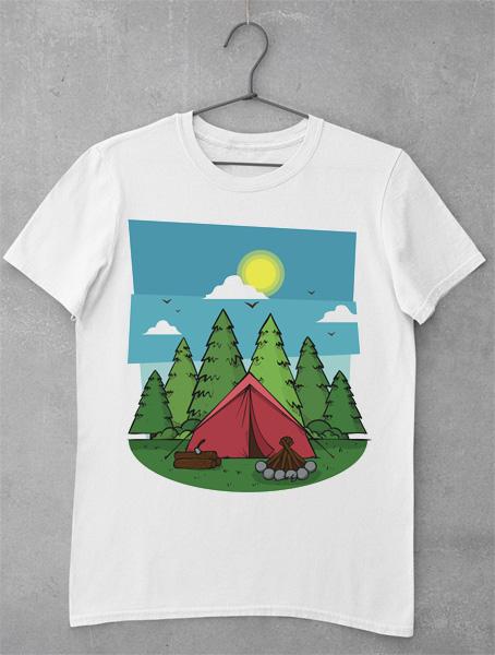 Tricou Summer Camp