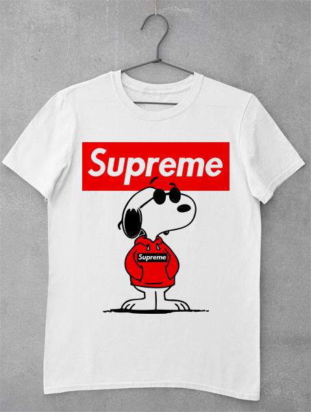 tricou supreme snoopy