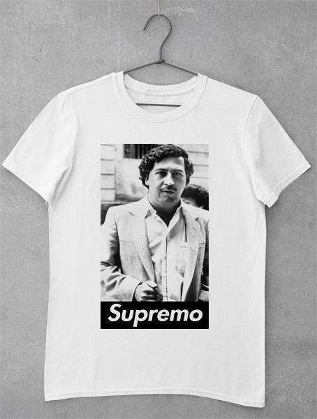 tricou supremo escobar