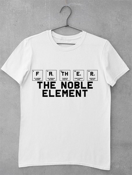 tricou the noble element