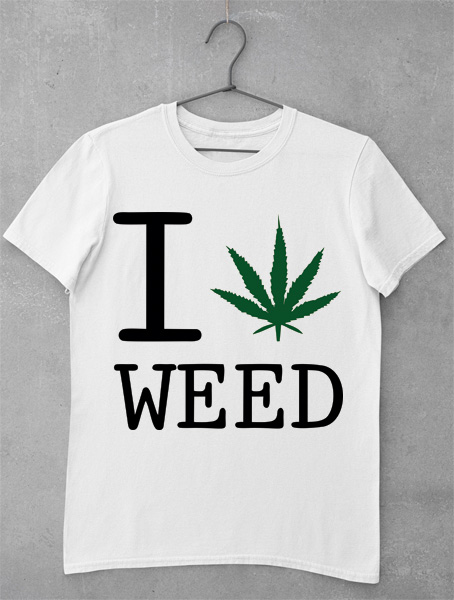 tricou weed