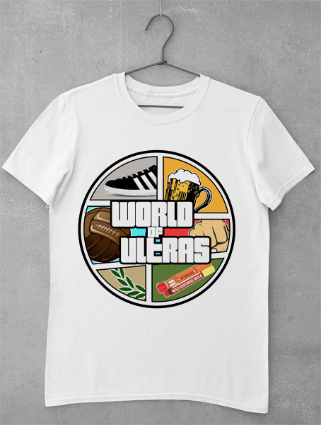tricou world of ultras