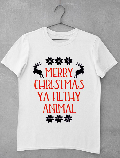 tricou ya filthy animal