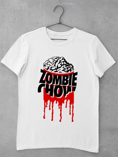 Tricou Zombie Chow
