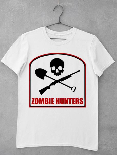 Tricou Zombie Hunters
