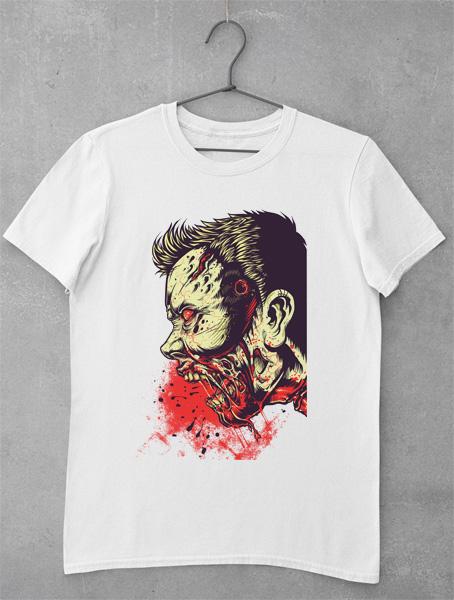 tricou zombie spit