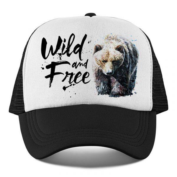 sapca wild and free bear
