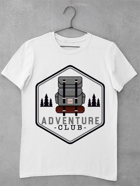 tricou adventure club