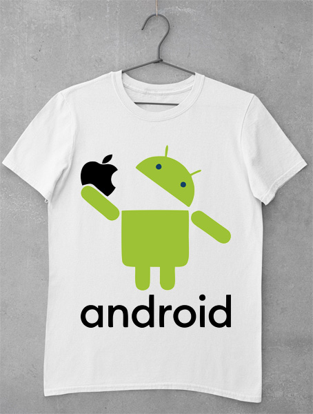 tricou android