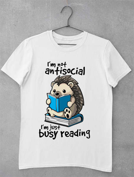 tricou ariciul antisocial
