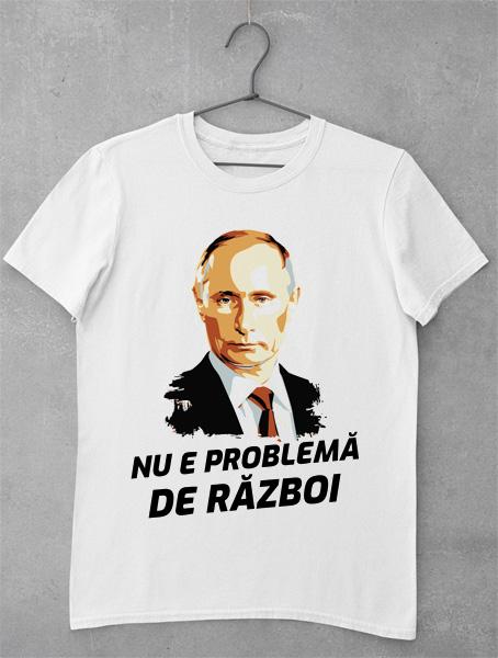 tricou nu e problema de razboi