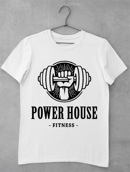 tricou power house