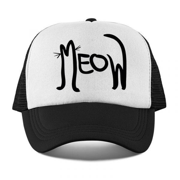 Sapca Meow