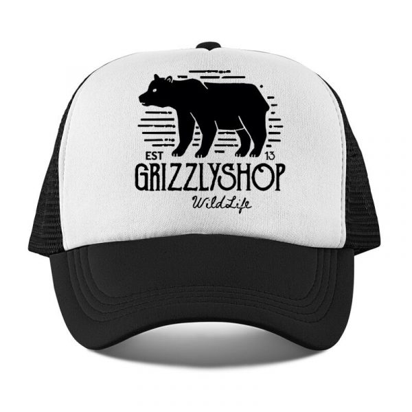 Sapca GrizzlyShop Wild Life
