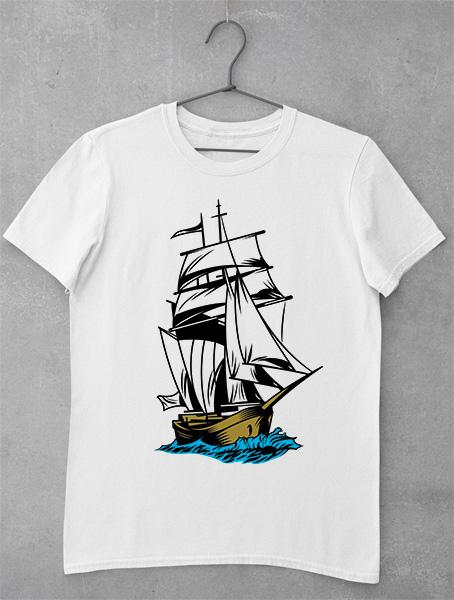 Tricou Barca - Navigator